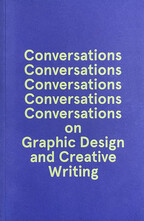 Conversations on Graphic Design and Creative Writing