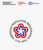 Official Symbol of the American Revolution Bicentennial Standards Manual