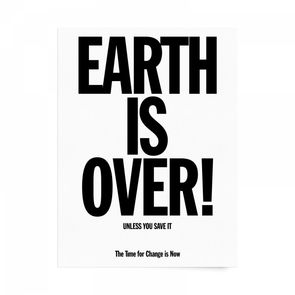 Earth is Over!