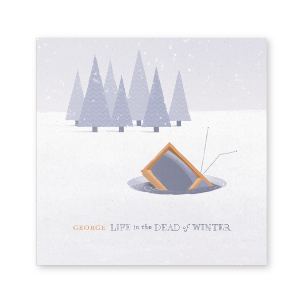 Life in the Dead of Winter EP Cover Artwork