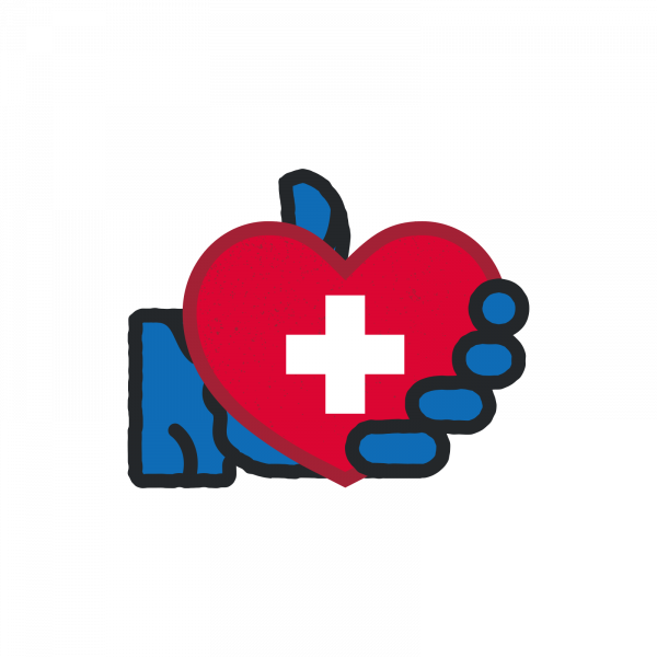 Hearts for Healthcare Workers