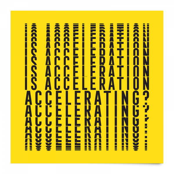 Is Acceleration Accelerating?