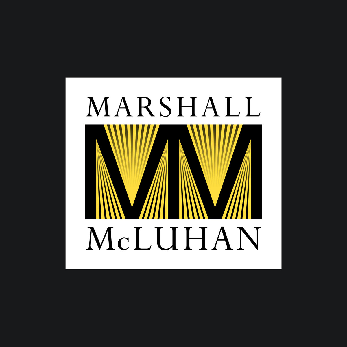 The Estate of Marshall McLuhan
